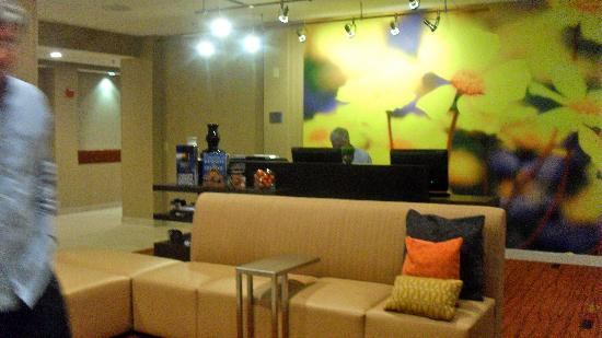 Courtyard Orlando Altamonte Springs/Maitland: Main lobby
