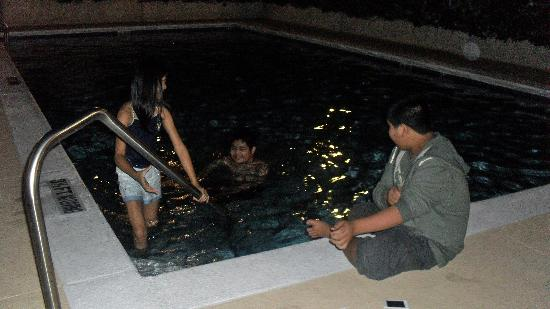 Courtyard Orlando Altamonte Springs/Maitland: small unheated pool