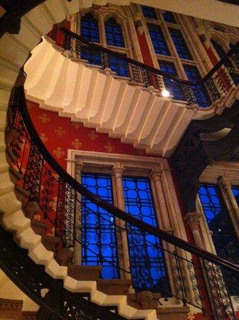St. Pancras Renaissance Hotel London: Interior