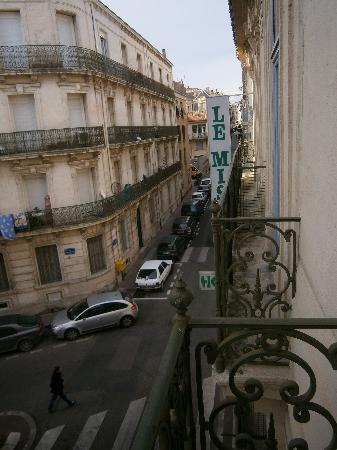 Le Mistral: View from balcony