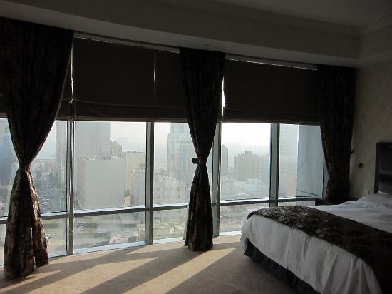 Plaza Inn Doha: Room Pearl Suite