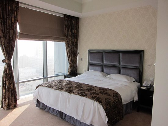 Plaza Inn Doha: Room Pearl Suite