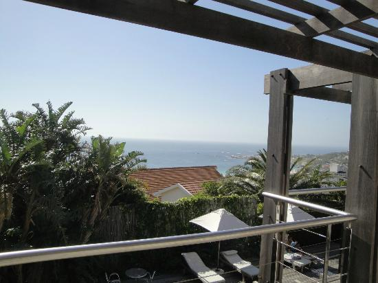 Atlantic House: view of ocean