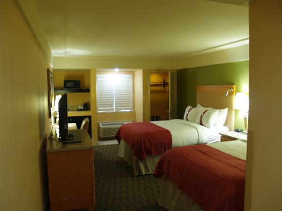 Holiday Inn North Phoenix : Executive Double Bed Room