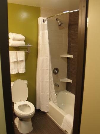 Holiday Inn North Phoenix : Deluxe Room Bathroom