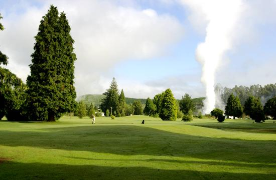 Wairakei Resort Taupo: 9 Hole Golf Course