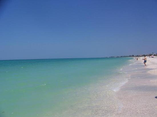 Siesta Beach: Nokomis Beach