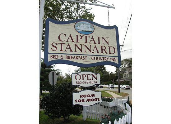 Captain Stannard House Bed and Breakfast Country Inn: Captain Stannard House