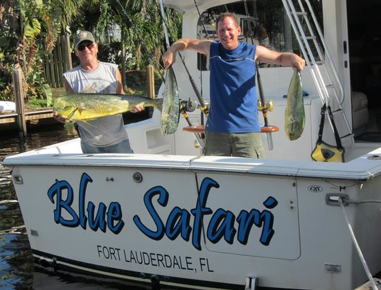 ‪Blue Safari Sportfishing Charters‬