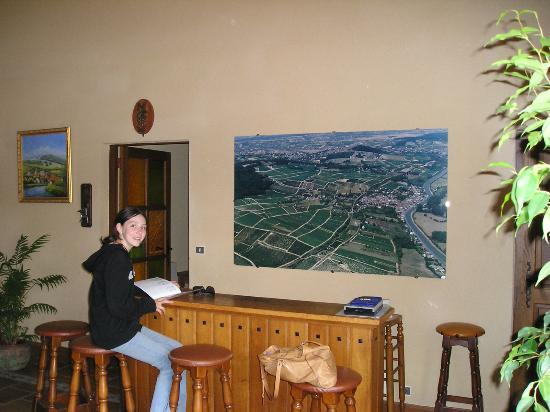 Gitton : Reception area