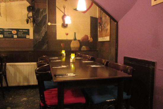 il palio: Inside the restaurant