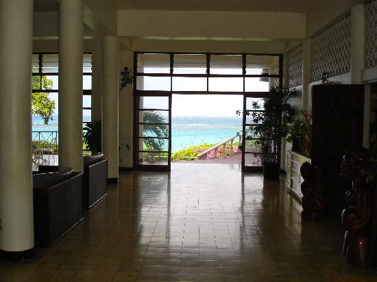 Silver Seas Resort Hotel : Lobby