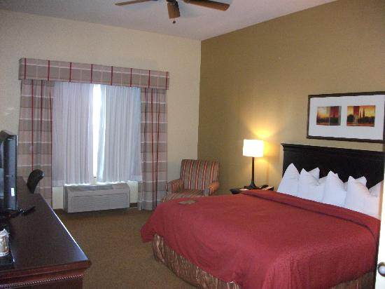 Country Inn & Suites By Carlson, Tucson City Center: room