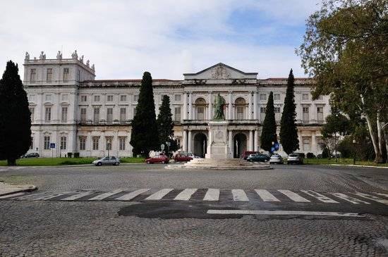 Ajuda National Palace