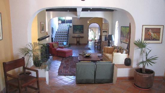 كاسا دي لا نوتيه: This is the magnificent reception room