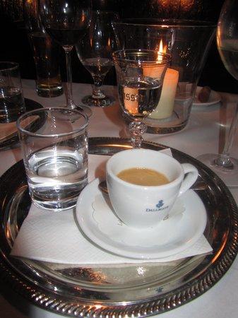 Coffee & Goldwasser