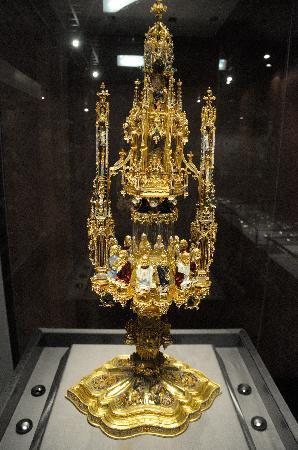 Museu Nacional de Arte Antiga : Custodia de Belém