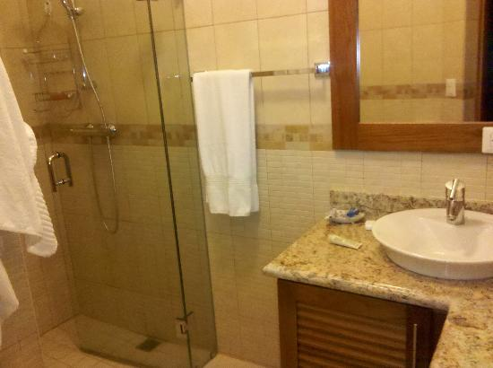 Cabarete Palm Beach Condos : Nice size bathrooms