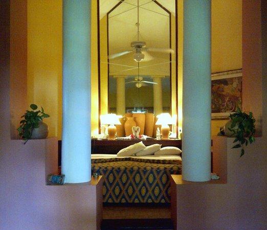 Bavaro Princess All Suites Resort, Spa & Casino : suite room interior