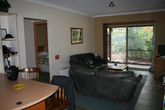 Banksia Park Cottages: the cottage