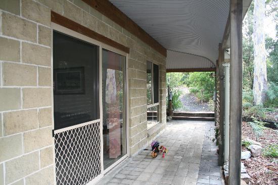 Banksia Park Cottages: cottage