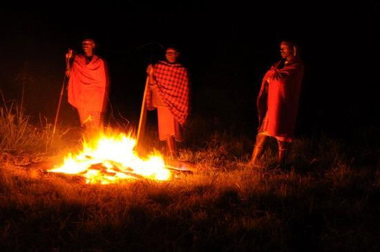 Basecamp Masai Mara: Dorobo