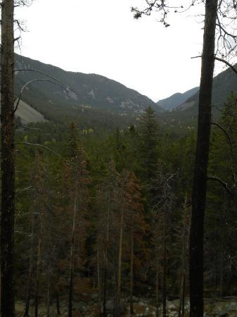 Basin Creek Lakes Trail : mountains