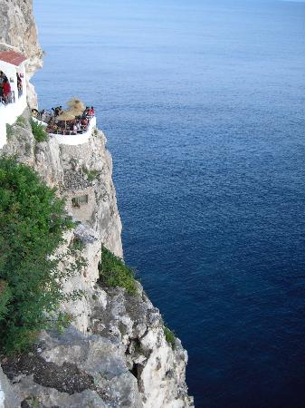 Menorca, Španielsko: Cova d'en Xoroi