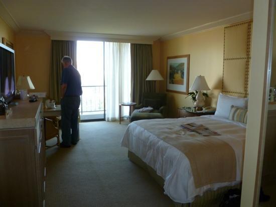 Island Hotel Newport Beach: fab room