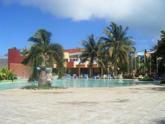 Gran Caribe Villa Tortuga: the pool