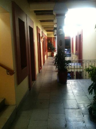 Hotel Aitana: second floor