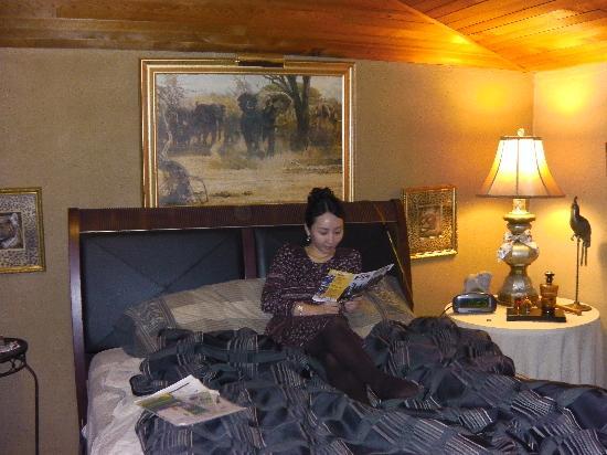 إقامة وإفطار بفندق ذا ستون هيدج: inside