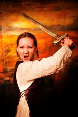 Let's Talk Iceland: Viking from the past - Sigríður