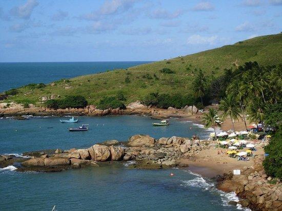 Cabo de Santo Agostinho, PE: Praia de Calhetas
