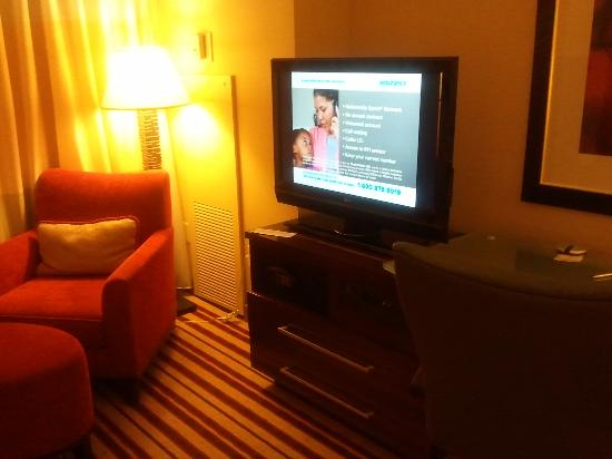Renaissance Charlotte SouthPark Hotel: Room