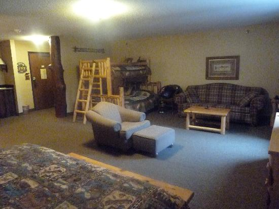 Stoney Creek Hotel & Conference Center - Moline: our room again