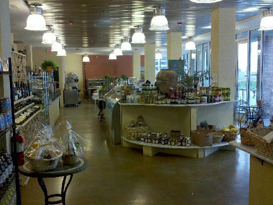 Inn at The Black Olive: The Organic Market