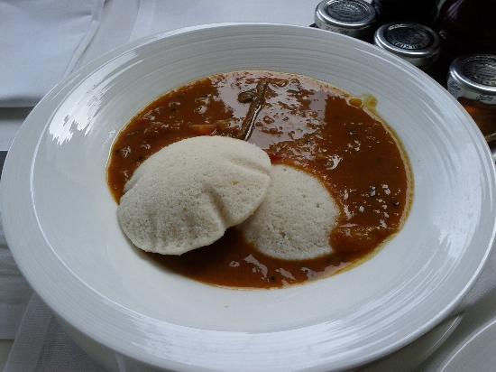 The Oberoi, Gurgaon: Best idli sambar - must try at Oberoi Gurgaon breakfast