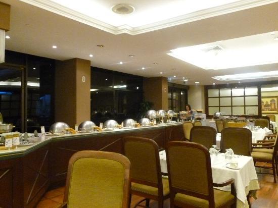 Barcelo Guatemala City: Desayuno buffet