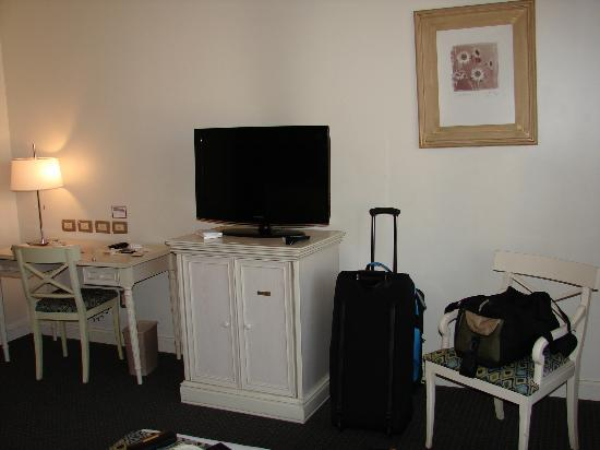 Amerian Buenos Aires Park Hotel: Bedroom