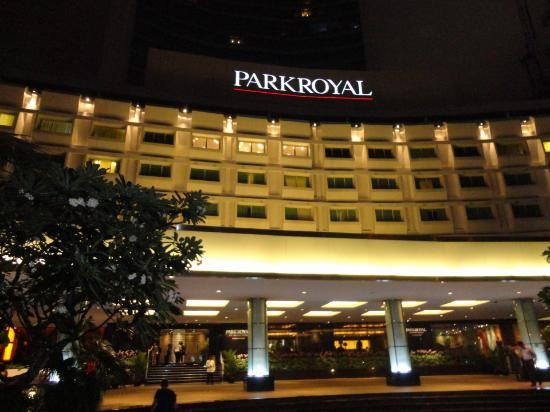 Parkroyal On Beach Road Rd