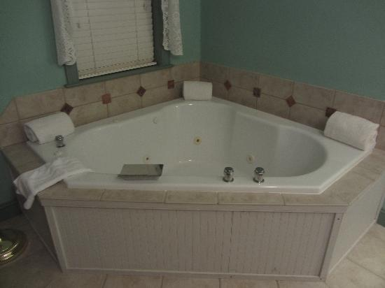 Hargrave House : Jacuzzi for Two