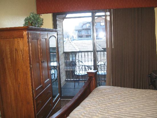 Wyndham Durango: Bedroom