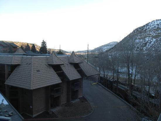 Wyndham Durango: View from balcony