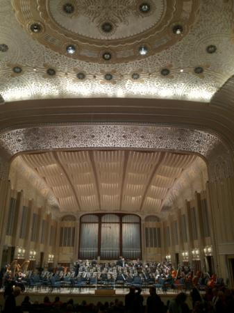 Cleveland Orchestra at Severance Hall: Awesome!!