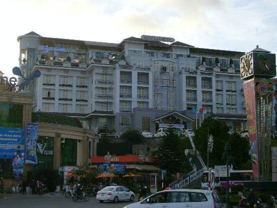 TTC Hotel Premium - Ngoc Lan: View of the hotel