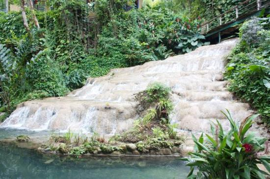 Coyaba River Garden and Museum: Mahoe Falls