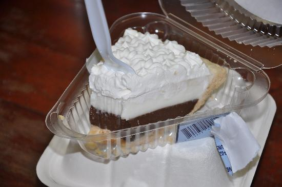Chocolate Haupia Pie - Picture of Ted's Bakery, Sunset Beach ...