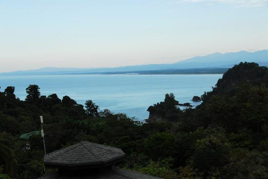Tulemar Resort : Villa view