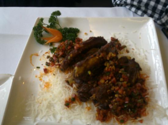 Pin Chuan (Taojiang): Cumin Pork Ribs